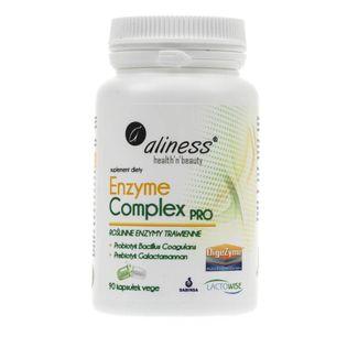 Aliness Enzyme Complex PRO - 90 kapsułek
