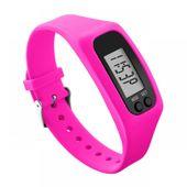 Zegarek krokomierz opaska 4 kolory kalorie kilometry czas do biegania zdjęcie 12