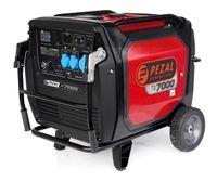 Agregat prądotwórczy inwerterowy PEZAL P-IG7000 6.0kW