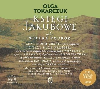 Księgi Jakubowe Tokarczuk Olga