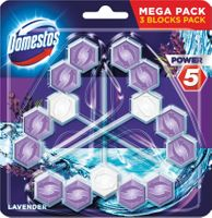 Domestos Power 5 kostka toaletowa 3x55g 193471