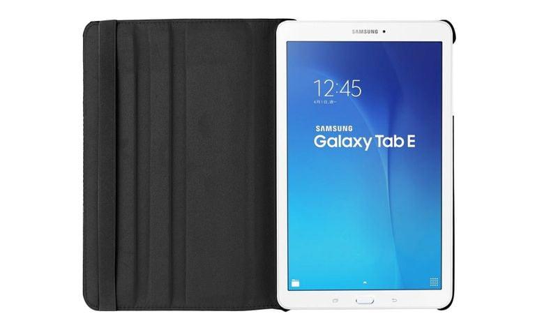 etui pokrowiec do Samsung Galaxy Tab E 9.6 T560 T561 T565 szkło rysik zdjęcie 7