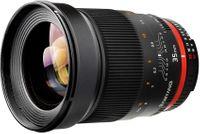 Samyang AE 35mm F1.4 Obiektyw mocowanie Nikon F