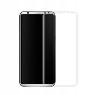 SZKŁO HARTOWANE 3D do Samsung S8 CAŁY EKRAN