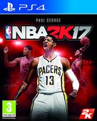 NBA 2K17 PS4 NOWA
