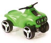Jeździk autko brumee CRAZEE zielony