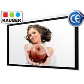 Ekran elektryczny Kauber Blue Label Bi Vision 280 x 280 cm 1:1