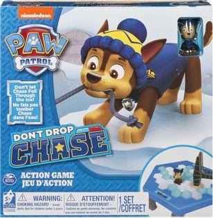 Spin Master Psi Patrol gra Nie upuść Chase'a 6039199