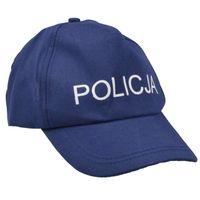 czapka PARTY panieński POLICJANT policja POLICE