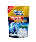 Skompresowana sól do zmywarki GlanzMeister +Zn 1,2 kg