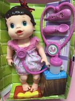 Lalka interaktywna lala pije siusia BABY ALIVE