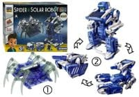 Zestaw Robot Edukacyjny 3w1 i Solarny Pająk