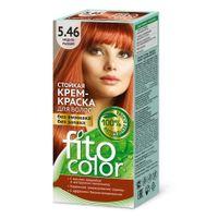 Farba do włosów 5.46 MIEDZIANO RUDY FITOCOLOR Fitokosmetik