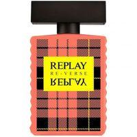 Replay Signature Reverse For Woman Woda Toaletowa Spray 100Ml
