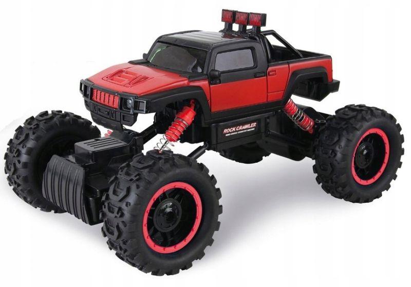 Samochód STEROWANY Terenowy Rock Crawler 4x4 1:14 zdjęcie 2