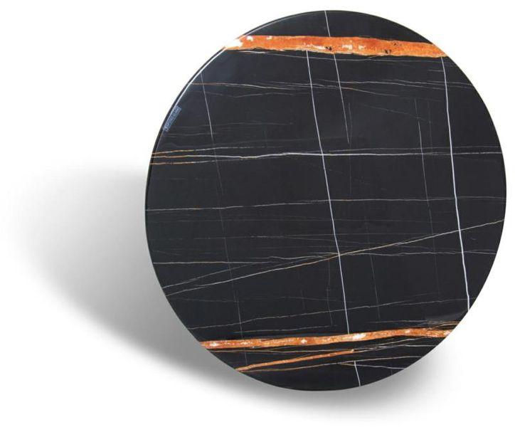 Stolik kawowy ława stół marmurowy szklany blat zdjęcie 5
