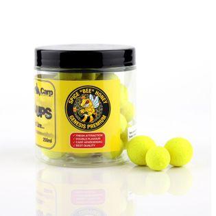 GENESIS CARP FLUO PERFECT POP-UP Spice BEE Honey 15-20mm