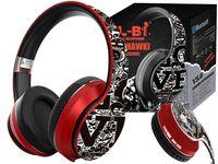 Słuchawki Bezprzewodowe Led Bluetooth Mp3 Radio Fm M173