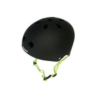 Kawasaki kask czarny regulowany roz. L/XL 56 - 60