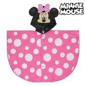 Wodoodporne Ponczo z Kapturem Minnie Mouse 70483 3-4 lata