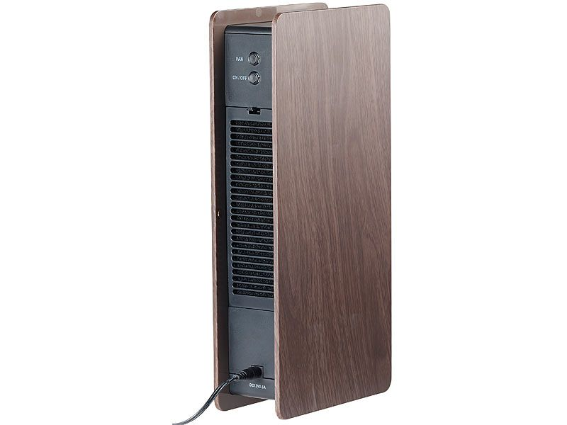Oczyszczacz powietrza z jonizatorem brązowy Newgen Medicals zdjęcie 2