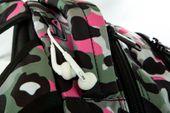 Plecak szkolny CoolPack Dart XL 27 L, Camo Pink Badges A29112 zdjęcie 3
