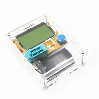 Miernik tester tranzystorów RLC LCR-T4 + obudowa