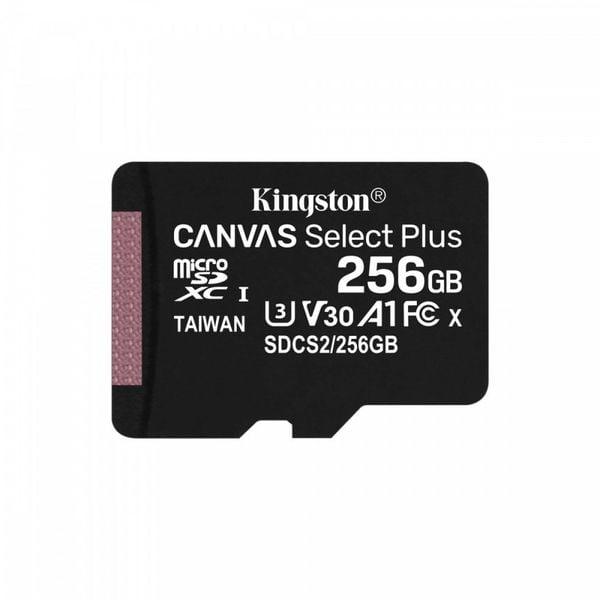 Karta pamięci Kingston microSD 256GB Canvas SDCS2 na Arena.pl