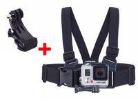 Szelki uchwyt Chest Mount do GoPro HERO 5 4 3+ SJCAM XIAOMI YI 2 4K