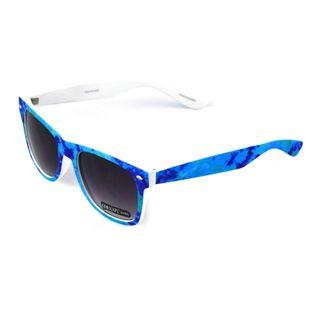 Okulary przeciwsłoneczne nerdy wayfarer blue mat