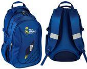 Plecak Szkolny REAL MADRYT RM-139 Młodzieżowy