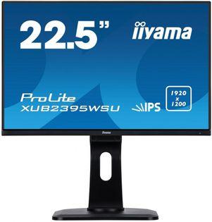 """Monitor Iiyama 22.5"""" 1920 X 1200 Xub2395Wsu-B1 Czarny"""