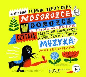 Nosorożce w dorożce i inne wiersze Kern Ludwik Jerzy