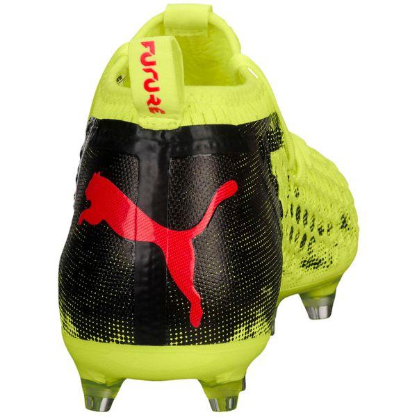 34e516bae Buty piłkarskie Puma Future 18.2 Netfit FG AG Fizzy 104321 01 42 zdjęcie 4