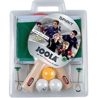Zestaw do tenisa stołowego JOOLA ROYAL 2 rakietki 3 piłeczki i siatka