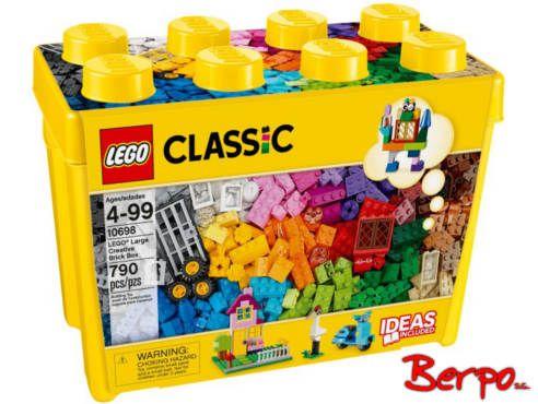 LEGO® 10698 Classic - Kreatywne klocki duże pudełko zdjęcie 1