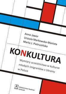 Konkultura Jawor Anna, Markowska-Manista Urszula, Pietrusińska Marta Jadwiga