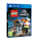 LEGO JURASSIC WORLD PS4 NOWA! WYS24H