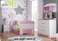 Zestaw B SCHOOL z łóżkiem 160x80 WYSYŁKA GRATIS