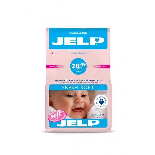Proszek Soft FRESH Jelp 2,24 kg Hipoalergiczny zdjęcie 1
