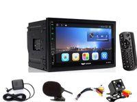 Radio samochodowe VORDON AC-8201A  Android kamera cofania mikrofon