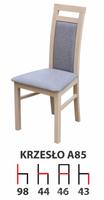 Krzesła Krzesło Tanio A83 Producent  Drewniane Bukowe