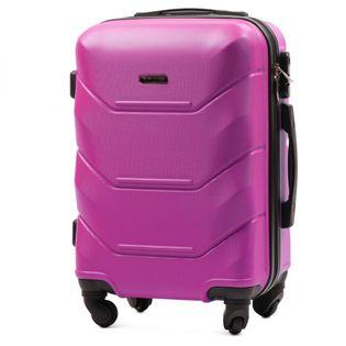 Mała kabinowa walizka KEMER WINGS 147 S Różowa