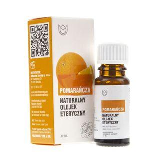 Naturalne Aromaty olejek eteryczny Pomarańcza - 12 ml