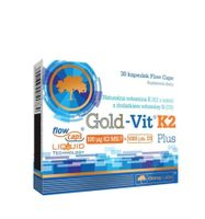 Olimp Gold-Vit K2 Plus 30 kaps.