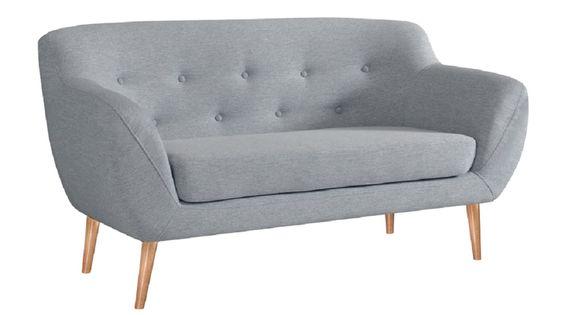 Sofa 2os styl skandynawska NOWOŚĆ
