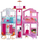 Mattel Domek dla lalek Barbie