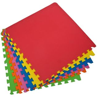 Mata puzzle piankowe Eva 6x60x1,0cm kpl. 6szt Enero mix kolor