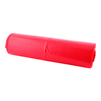 Worki na odpady medyczne czerwone 60l