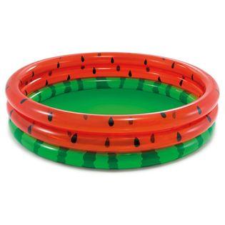 Basen dmuchany 3 pierścienie Arbuz INTEX 58448